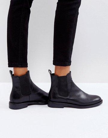 Chelsea Boots Noires Asos