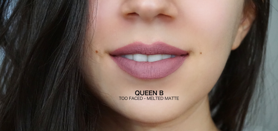 Too Faced Melted Matte Queen B Lenaelle