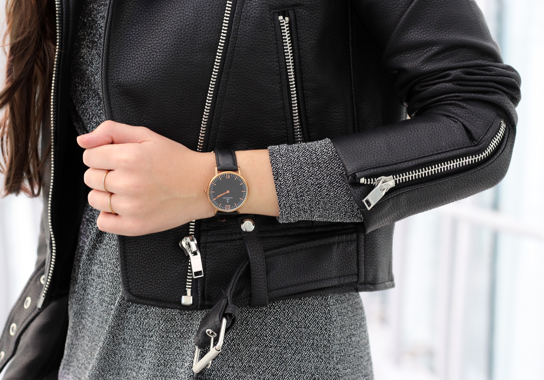 Montre Kapten Son All Black Lenaelle