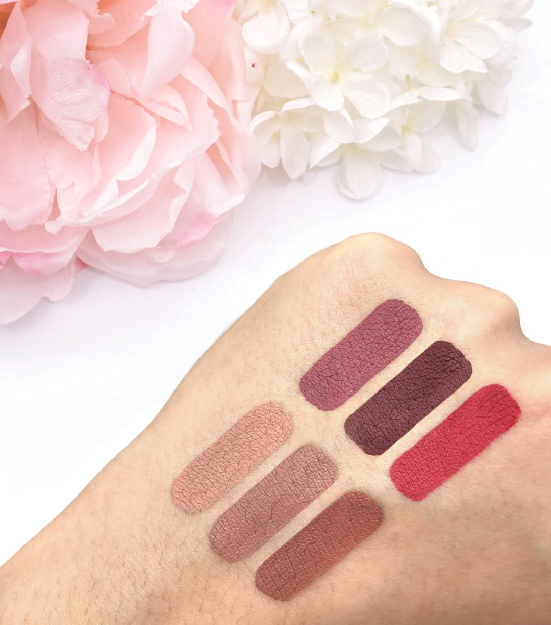 Swatch Rouge A Levres Sans Transfert Sephora Lenaelle