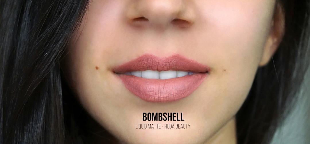 Huda Beauty Bombshell Liquid Matte
