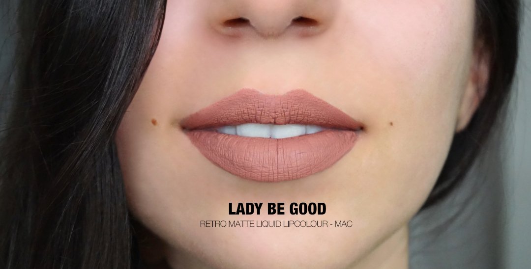 Lady Be Good Retro Matte Lipcolour Mac