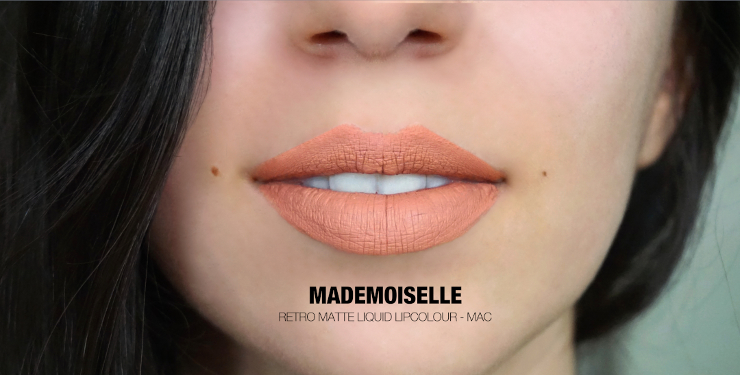 Mademoiselle Retro Matte Lipcolour Mac