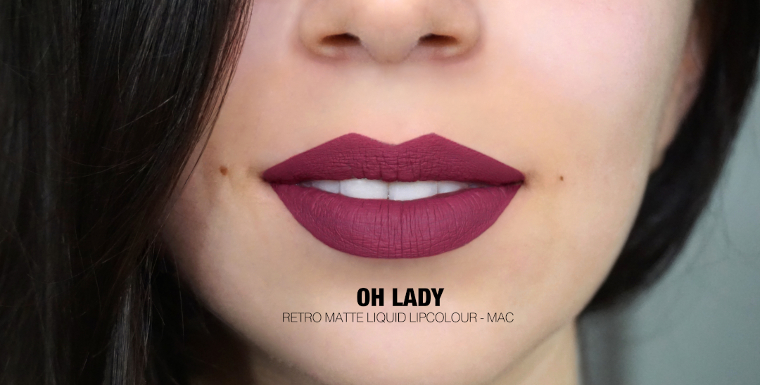 Oh Lady Retro Matte Lipcolour Mac