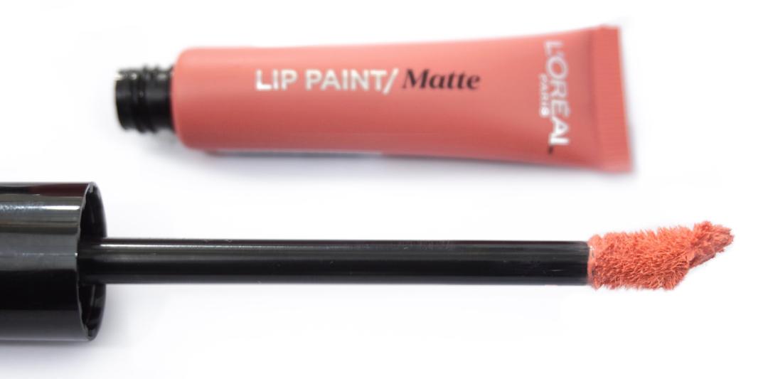 Pinceau Lip Paint Matte Loreal